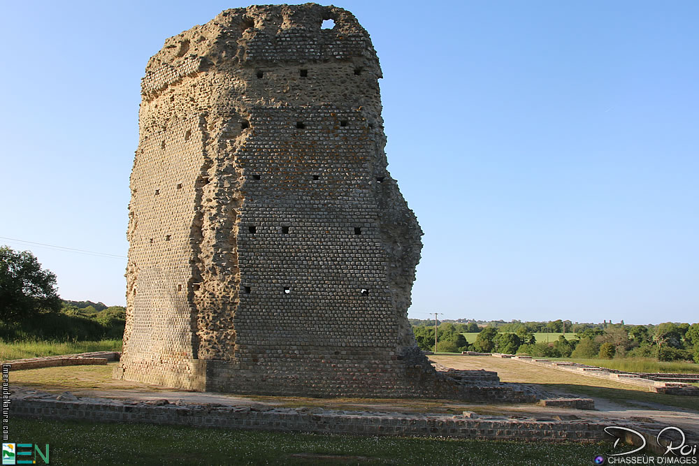 Temple de Mars - Corseul