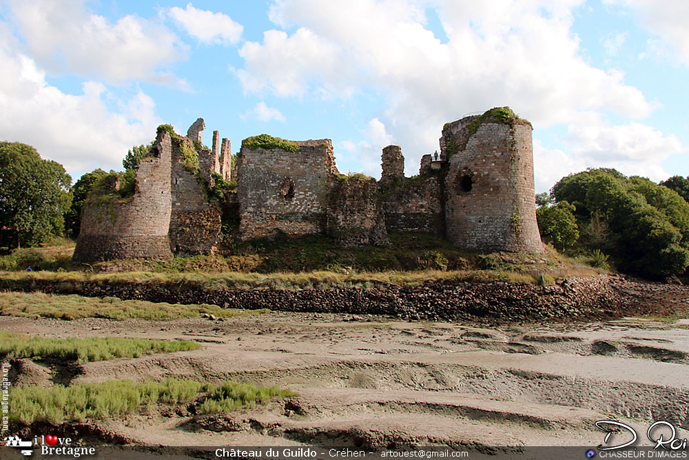 Château fort du Guildo - Créhen