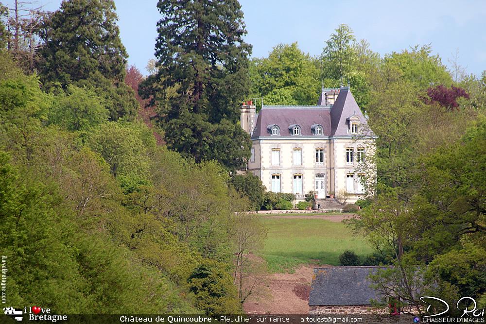 Château de Quincoubre - Pleudihen sur Rance