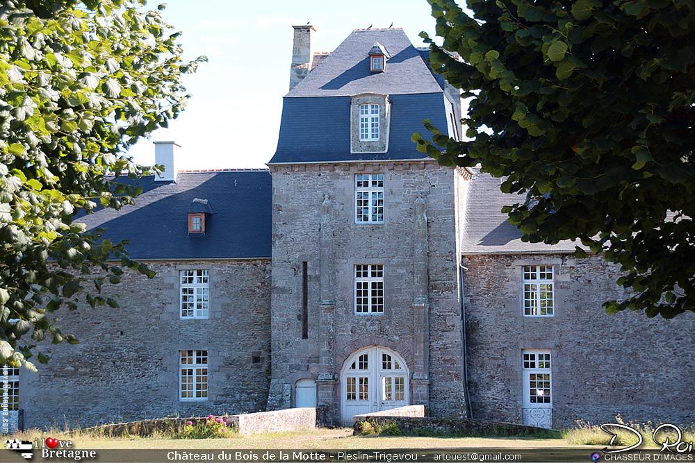 Château du Bois de la Motte - Pleslin Trigavou