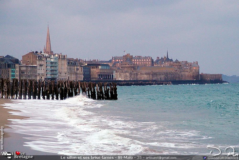 Brise-lames de Saint-Malo