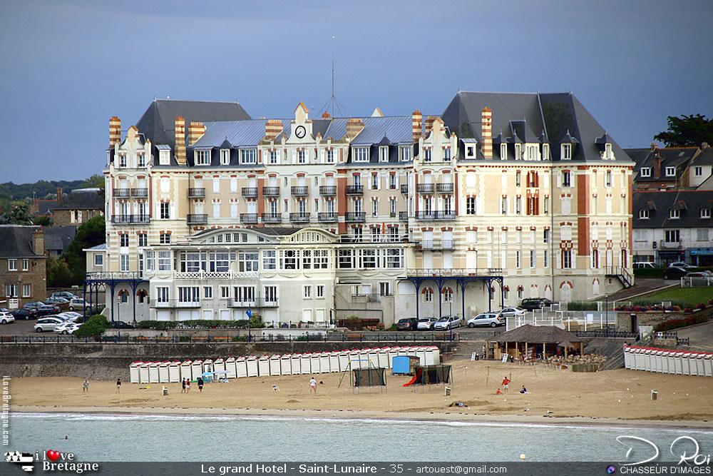 Le Grand Hotel - Saint-Lunaire
