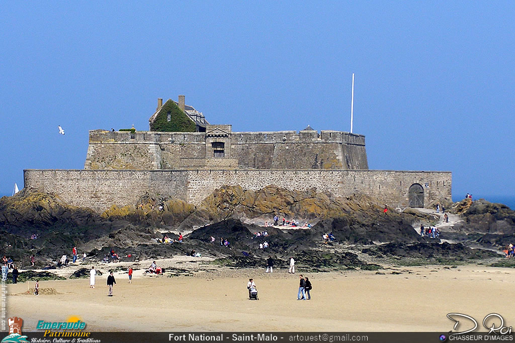 Fort National - Saint-Malo