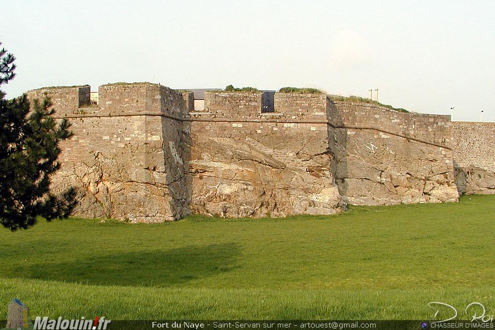 Fort du Naye - Saint-Servan sur Mer